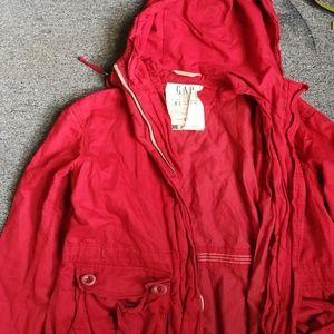 Red Gap Summer/Spring/Fall Jacket